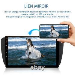 For Ibiza 6d 2009-2013 Android10.0 Autoradio 2din Gps Sat Navi Bt Dab+ Wifi
