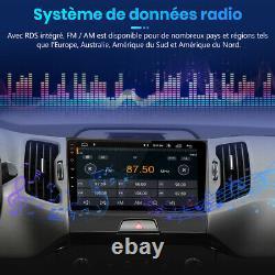 For Kia Sportage 3 2010-2016 Android 2din Autoradio Gps Navi Bluetooth Wifi Dab