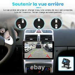 For Peugeot 307 2002-2013 Android 10.0 Dab-gps Autoradio Wifi Bluetooth Navi