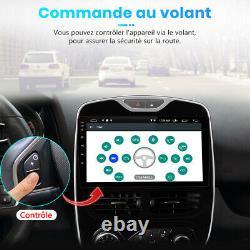 For Renault Clio 4 2012-2016 Android 2din 10autoradio Gps Navi Bt Wifi Dsp Dab