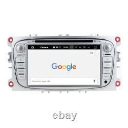 Ford Mondeo Focus S-max C-max Galaxy Kuga Android 9 Autoradio Gps Navi DVD Bt