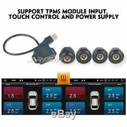 Hd Radio Android 9.0 Dab + Freeview Dvr Gps Navi DVD Swc Rds Usb 4g Porsche Cayenne