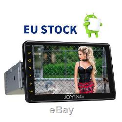 Joying 7 Single 1din Android Touchscreen Car Gps Quad Core Usb Navi Sd