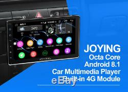 Joying Android8.1 Multimedia 1 Din Gps Car Radio Navi 4 + 32gb Stereo Hd 1024600