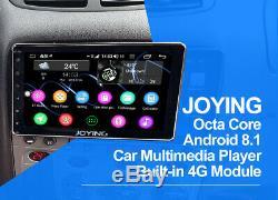 Joying Universal 8 In Android 8.1 Simple1 Zlink Din Car Gps Navi Radio Stereo Sd