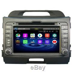 Kia Sportage Android 3d Car Gps Navi Bluetooth Touchscreen DVD Usb Sd Wifi