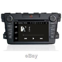 Mazda Cx-7 Android 8 Touch Screen Car Radio 3d Navi Gps DVD Usb 3d