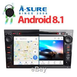 Obd For Opel Corsa Vectra Zafira Astra Vivaro Android 8.1 Gps Navi 4g