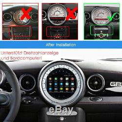 One Mini Cooper S R55 R56 R57 Android 8.1 Touch Screen Car Navi Bluetooth