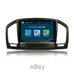 Opel Insignia Car 10 Touch Screen Android Gps Navi 8 Bluetooth Usb Wifi