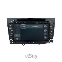 Peugeot 308sw 308 408 Rcz 9 Android Car Gps Navi DVD Touch Screen Wifi
