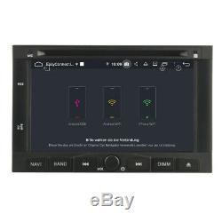 Peugeot Partner 3008 5008 Renault 9 Berlingo Android Car DVD Navi Usb Wifi