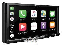 Pioneer Avic-z820daban 2din 7 Navi Dab + Wifi Carplay Android Auto With Antenna