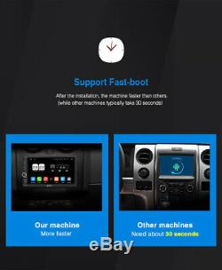 Pumpkin 2din 7 Android 9.0 Car Gps Navi Ram 4gb Rom 32gb Wifi Usb Dab
