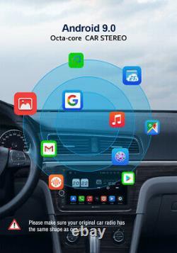 Pumpkin Autoradio 7 Android 9.0 2din Gps Navi Bt Fm Wifi Usb Obd 4gb - 64gb