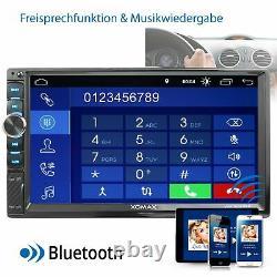 Radio With Android February 10 32gb Wifi Bluetooth Gps Navi 3g 4g Dab Obd2 2din