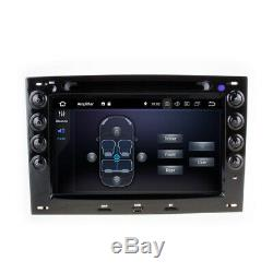 Renault Megane 2 Din Android 9.0 Car Radio Touch Screen Gps Navi DVD Sd