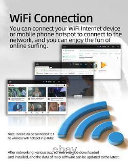 Rotatable 1din Autoradio 10.1 Android 10.1 Gps Radio Navi Bluetooth Wifi Fm