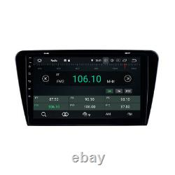 Skoda Octavia 3 Android 9 Autoradio10.1 Gps Navi Tactile Bluetooth Usb Wifi