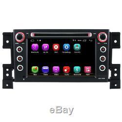 Suzuki Grand Vitara Car Gps Touchscreen Android 8 DVD Navi Bluetooth