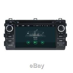 Toyota Auris Car 2 Android Touchscreen 3d Gps Navi Bluetooth Usb DVD