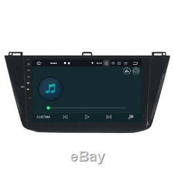 Volkswagen Tiguan Android 9 3d Touch Car Gps Navi Bluetooth Usb Wifi