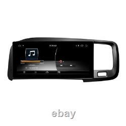Volvo S60 V60 Android 10 Autoradio Tactile Screen Navi Gps Usb Wifi Sd Bluetooth