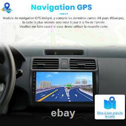 10Android 10.0 Autoradio Pour Suzuki Swift 2003-2010 GPS SAT Navi BT DAB+WiFi