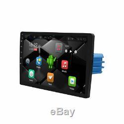 10Pouces Autoradio Android 10.0 GPS Navi Caméra écran Tactile Lien Miroir 4G+64G