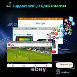 10.1 8-Core Android 10.0 CarPlay Autoradio DSP Navi WiFi For VW Passat CC B6 B7