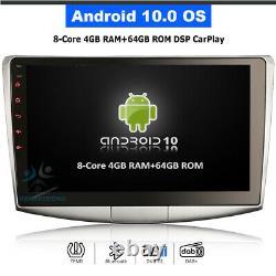 10.1 Android 10.0 Autoradio GPS VW Passat B6/B7/CC 2008-2015 DAB Car Radio Navi