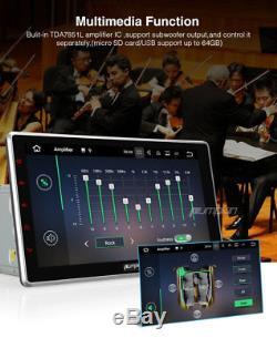 10.1 Android 7.1 RAM2GB Autoradio Car Stéréo Lecteur 2 Din GPS Navi OBD2 DAB+