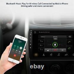 10.1 Android Autoradio Stéréo Lecteur MP5 GPS Navi Double 2Din Wifi + Caméra