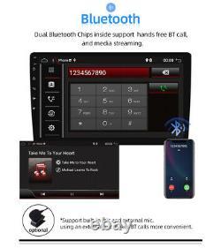 10.1'' Autoradio Stereo Android 10.0 4G64G GPS Navi DAB+ OBD Wifi 4G BT AUX USB