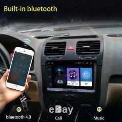 10.1 Autoradio Stéréo Android 8.1 GPS Navi bluetooth WiFi Écran Tactile DAB+