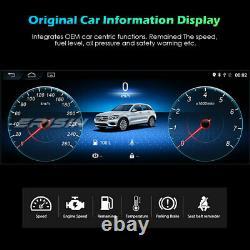 10.25DAB+Android 10 Autoradio For Mercedes C-Class W204 IPS CarPlay GPS Navi FM