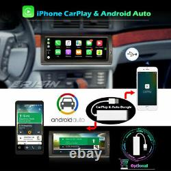10.25 Android 10.0 Navi Autoradio CarPlay WiFi OBD2 BMW 5er E39 X5 E53 M5 BT5.0