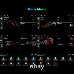 10.25 Android 10 Autoradio Navi Mercedes Benz GLK-Class X204 IPS CarPlay DAB+4G