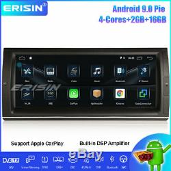 10.25 Android 9.0 BMW 5er E39 X5 E53 M5 Autoradio DSP Navi GPS DAB+ CarPlay SWC
