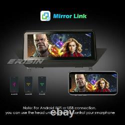 10.25 CarPlay Android 10 Autoradio GPS Navi BMW X1 E84 CIC IPS WiFi 4G DAB+ TNT