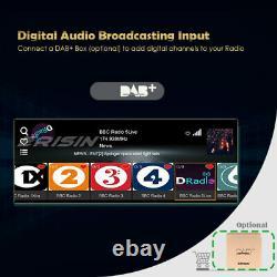 10.25 IPS Android 10 TPMS CarPlay DAB+ WiFi Autoradio Navi BMW 5er F10/F11 NBT