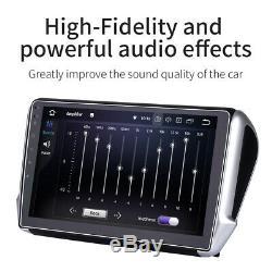 10.2'' AUTORADIO Android 9.0 For Peugeot 208 2008 GPS Navi Stereo Bluetooth WIFI