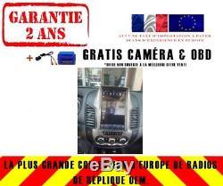 10.4 Tesla DVD Gps Navi Bt Android 7.1 Dab+ Wifi Autoradio Ford Ranger Nh-1288