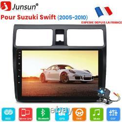 10 AUTORADIO Stéréo Android 10.0 GPS NAVI RDS DAB+ Pour Suzuki Swift 2005-2010