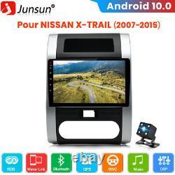 10 Android 10.0 Autoradio Pour Nissan X-Trail 2007-2015 GPS Navi DAB WiFi 2+32G