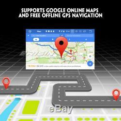 1 Din Détachable Android 9.0 Autoradio GPS DAB+ WiFi TNT Bluetooth RDS DVD Navi