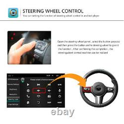 2DIN 9 Android 8.1 Autoradio GPS Navi WiFi FM Pour VW PASSAT GOLF 5 POLO TIGUAN