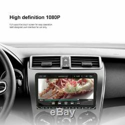 2DIN 9'' Autoradio Android 6.0 GPS Navi BT WiFi Pour VW GOLF 5 PASSAT POLO Caddy