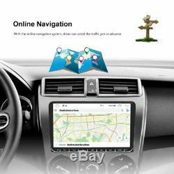 2DIN AUTHORADIO GPS NAVI ANDROID 6.0 BLUETOOTH pour VW GOLF 5 PASSAT TOURAN