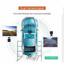 2DIN DVD Autoradio Android 7.1 + Caméra GPS Navi pour VW GOLF PASSAT TOURAN POLO